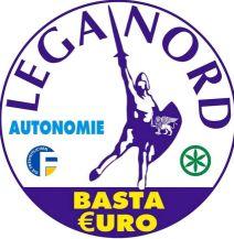 LEGA NORD BASTA EURO